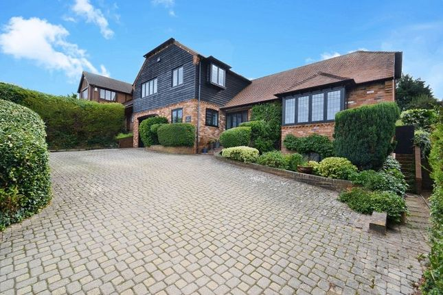 Thumbnail Detached house for sale in Southsea Avenue, Minster On Sea, Sheerness