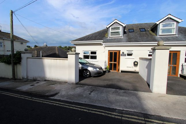 Thumbnail Semi-detached house for sale in Warren Road, Torquay