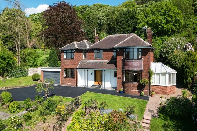 Thumbnail Detached house for sale in Robin Hood Lane, Helsby, Frodsham
