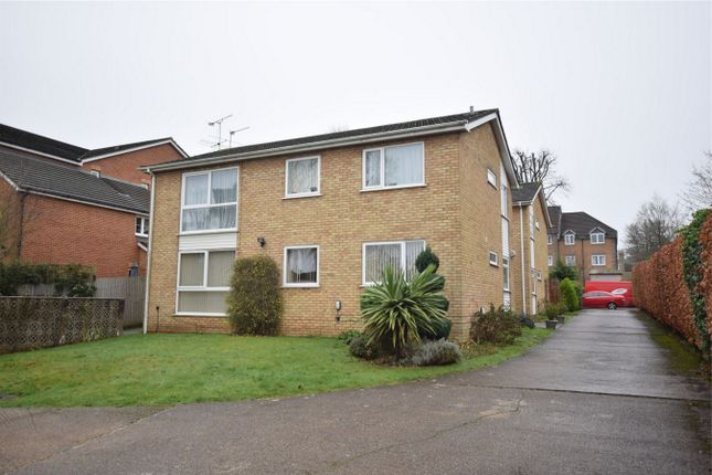 Thumbnail Maisonette for sale in Cumberland Lodge, 38 Upper Gordon Road, Camberley, Surrey