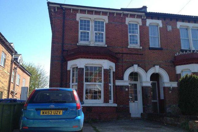 Thumbnail Flat to rent in Alma Road, Southampton