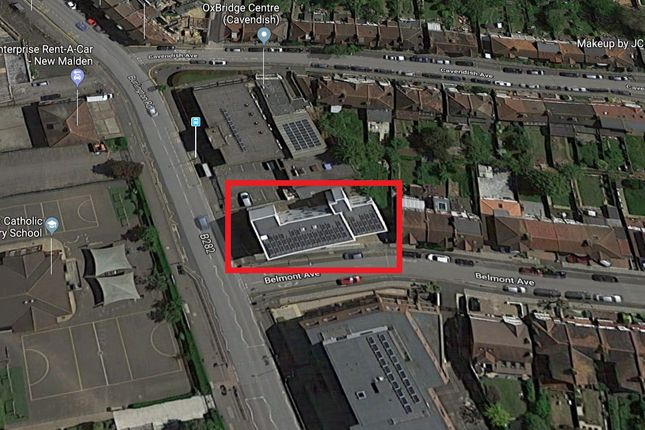 Thumbnail Semi-detached house for sale in Burlington Road, New Malden