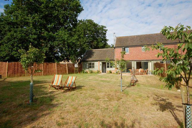 Thumbnail Semi-detached house to rent in Blackheath Estate, Friston, Saxmundham