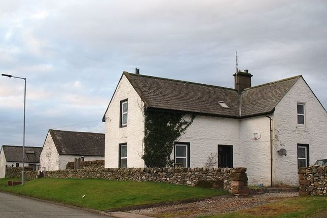 Thumbnail Detached house for sale in Knowhead, Irongray Road, Dumfries, Dumfries And Galloway.