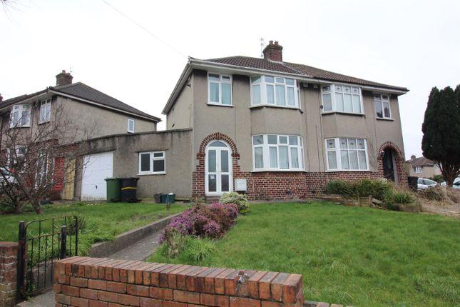 Thumbnail Semi-detached house for sale in Gordon Avenue, Bristol