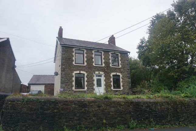 Detached house for sale in Carmarthen Road, Cross Hands, Llanelli