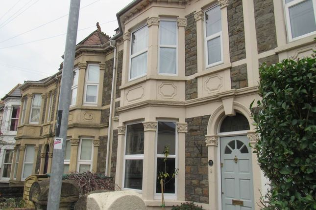Thumbnail Terraced house to rent in Harrowdene Road, Knowle, Bristol