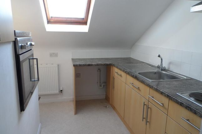 Thumbnail Flat to rent in Commercial Row, Chard