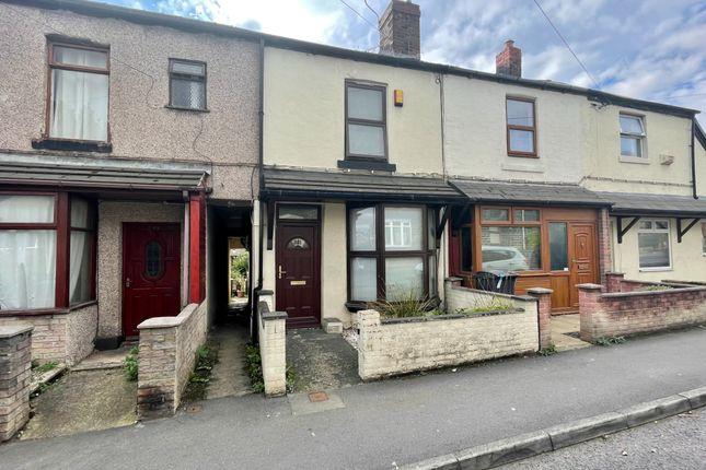2 bed terraced house for sale in Burncross Road, Burncross, Sheffield S35