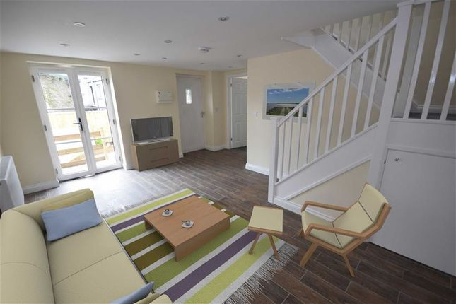 Thumbnail End terrace house for sale in High Street, Torrington