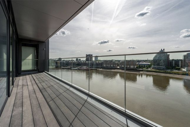 Thumbnail Flat for sale in Westbourne Apartments, 5 Central Avenue, London
