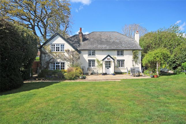 4 bed detached house for sale in Springfield Gardens, Ashley, New Milton, Hampshire BH25