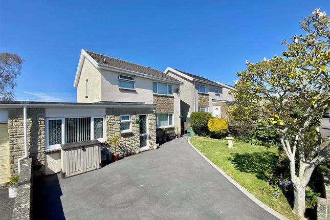 Thumbnail Link-detached house for sale in Heol Gollen, North Park Estate, Cardigan, Ceredigion
