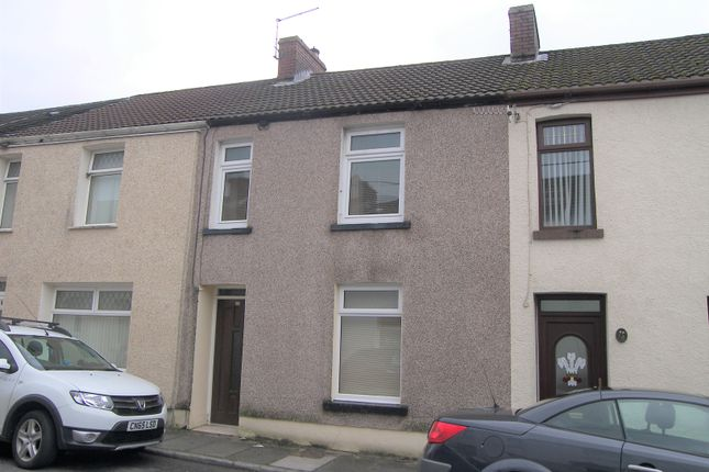 Thumbnail Terraced house to rent in Cory Street, Resolven, Neath