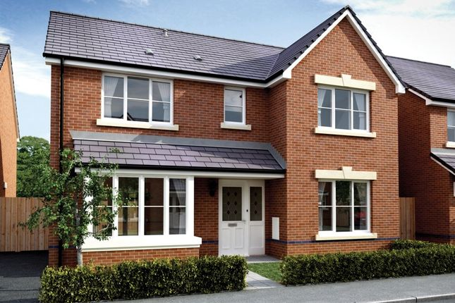 Thumbnail Detached house for sale in The Newton, Hawtin Meadows, Pontllanfraith, Blackwood, Caerphilly