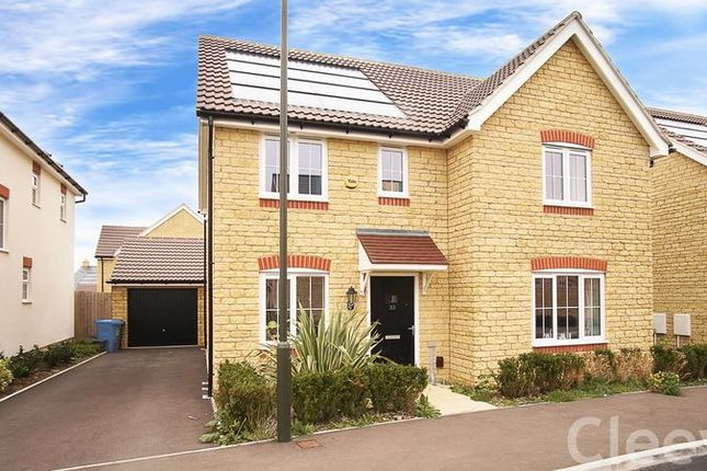 4 bedroom detached house for sale in Mirabelle Road, Bishops Cleeve, Cheltenham