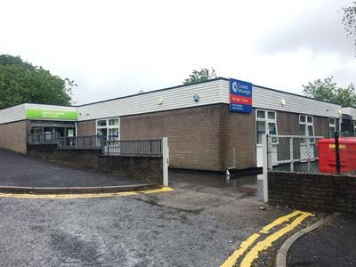 Thumbnail Office to let in Crown Building, Upper Coronation Street, Tredegar