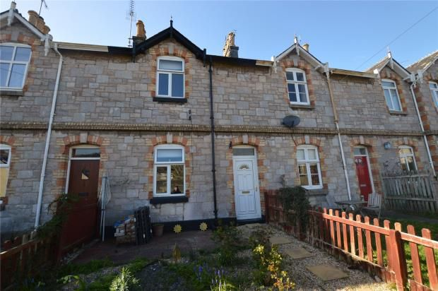 Thumbnail Terraced house for sale in Bossell Terrace, Buckfastleigh, Devon
