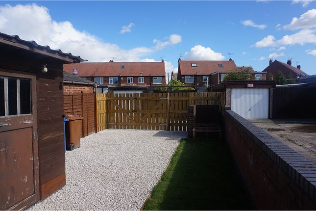 Thumbnail Terraced house for sale in First Lane, Hessle