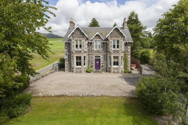 Thumbnail Detached house for sale in Kinnaird Self-Catering And Bed & Breakfast, Kirkmichael Road, Pitlochry