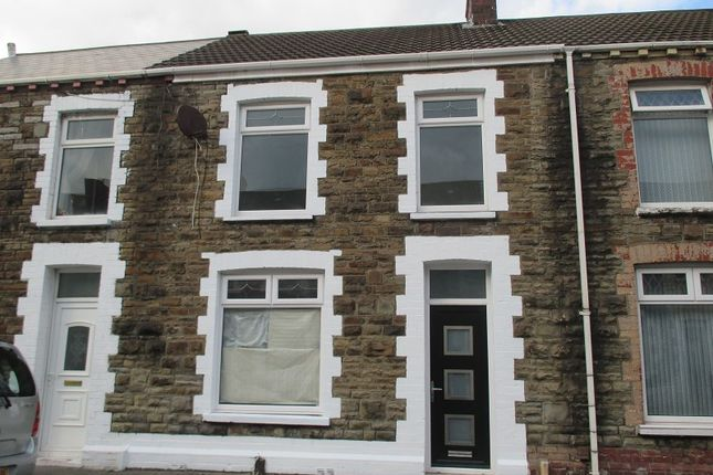 3 bed terraced house for sale in Leslie Street, Port Talbot, Neath Port Talbot. SA12