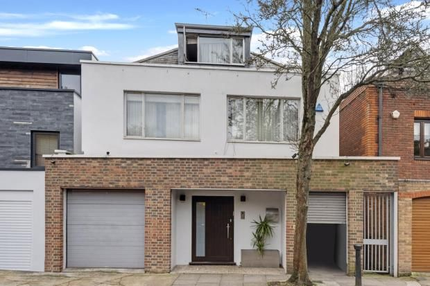 Thumbnail Terraced house for sale in Shepherds Walk, Hampstead Village, London
