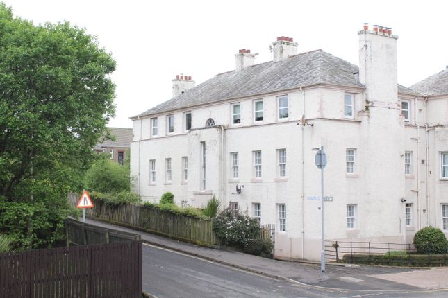 Thumbnail Flat to rent in Charlotte Street, Helensburgh
