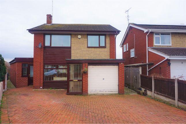 Thumbnail Detached house for sale in Llys Y Gerddi, Rhyl