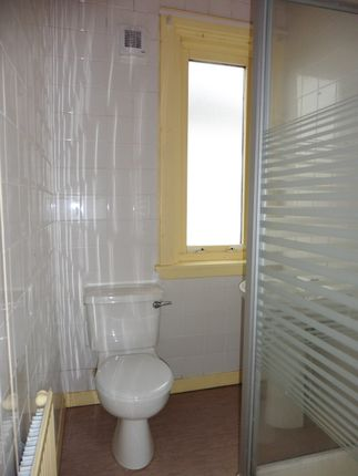Shower Room of 18 Longhill Terrace, Rothesay, Isle Of Bute PA20