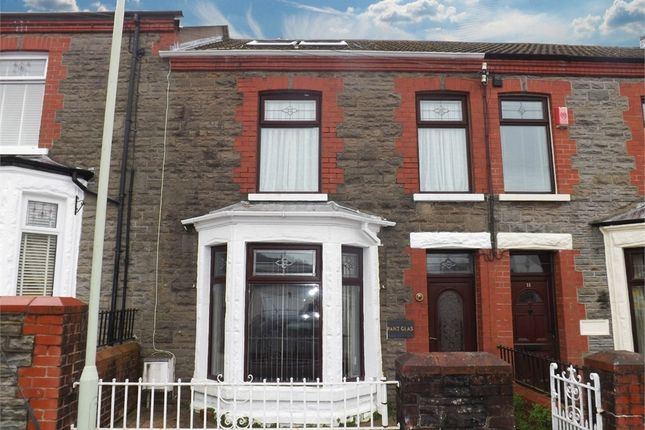 Thumbnail Terraced house for sale in Column Street, Treorchy, Mid Glamorgan