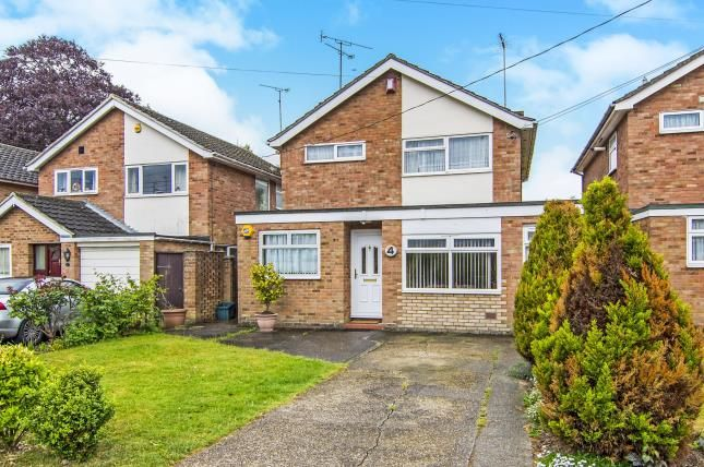Thumbnail Detached house for sale in Broomfield Road, Chelmsford, Essex