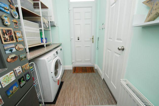 Utility Room of Wharton Street, South Shields NE33