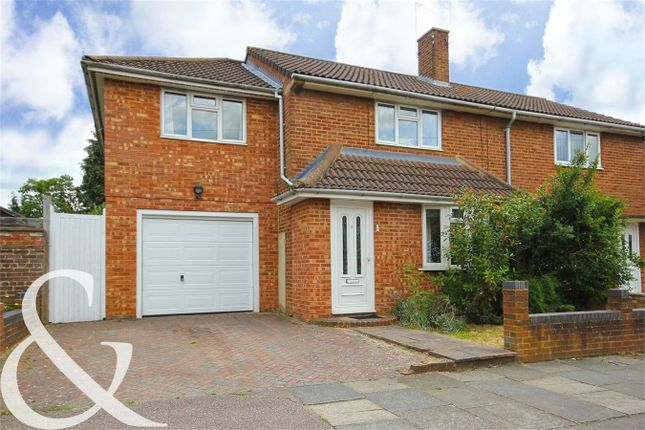 Thumbnail Semi-detached house to rent in Woodfarm Road, Hemel Hempstead