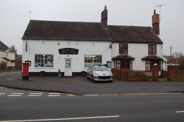 Thumbnail Retail premises for sale in Hanley Swan, Worcestershire