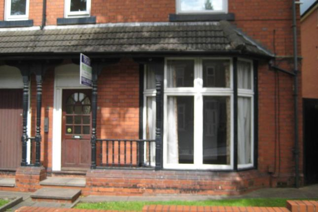 Thumbnail Flat to rent in Oaklands Road, Pennfields, Wolverhampton