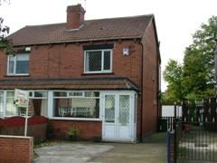 Thumbnail Semi-detached house to rent in Bellmount View, Bramley, Leeds