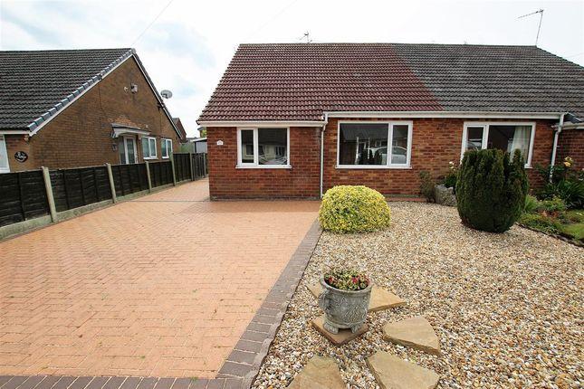 Thumbnail Semi-detached bungalow to rent in Albany Drive, Walton-Le-Dale, Preston