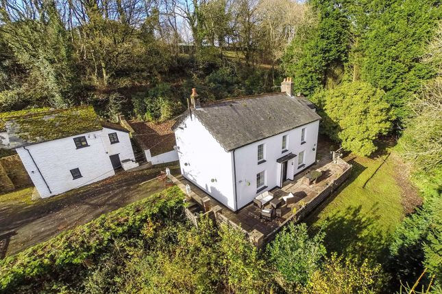 Thumbnail Detached house for sale in Mynachdy Road, Ynysybwl, Pontypridd