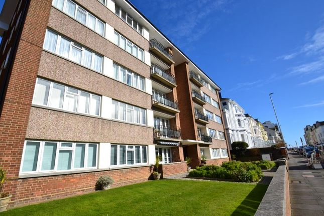 Thumbnail Flat to rent in Burlington Place, Eastbourne