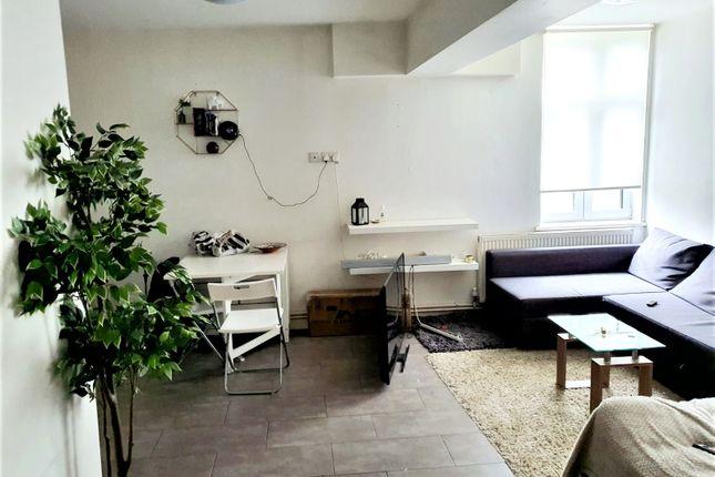 Studio to rent in Burnside Road, Becontree, Dagenham RM8