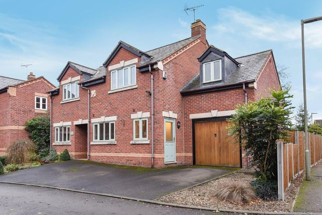 Thumbnail Detached house for sale in Firtree Close, Banbury