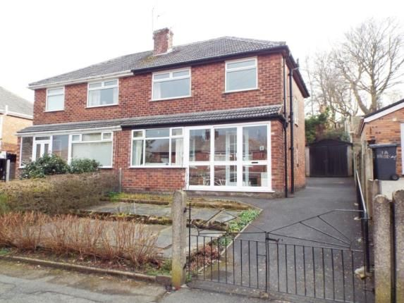 Front of Dinorwic Close, Crumpsall, Manchester, Greater Manchester M8