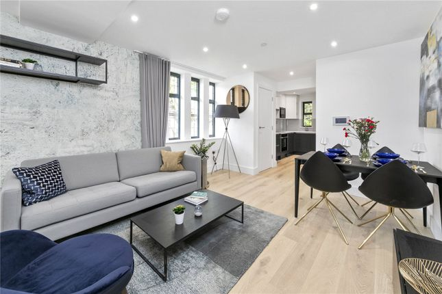 Modern Interiors of Abbeville Place, Abbeville Road, Clapham, London SW4