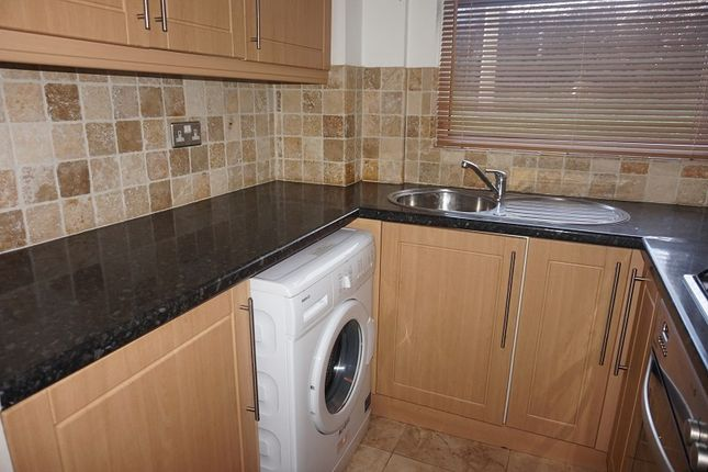 Kitchen of Hazeldene Avenue, Brackla, Bridgend, Bridgend County. CF31