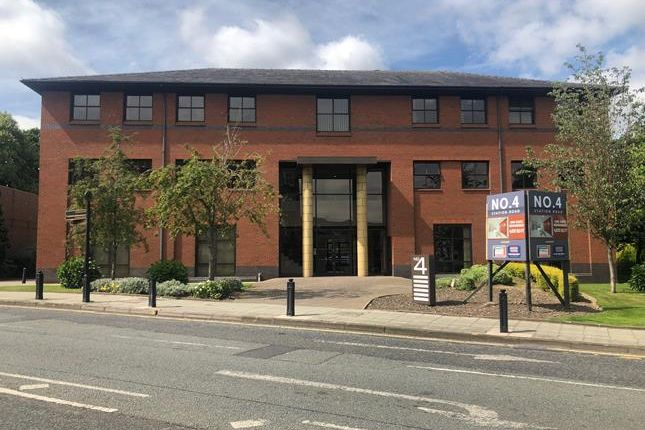 Thumbnail Office to let in 4 Station Road, Cheadle, Cheshire