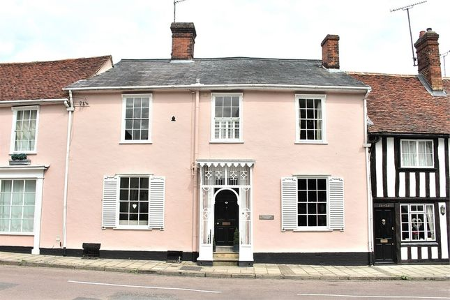 Thumbnail Terraced house for sale in Church Street, Dunmow