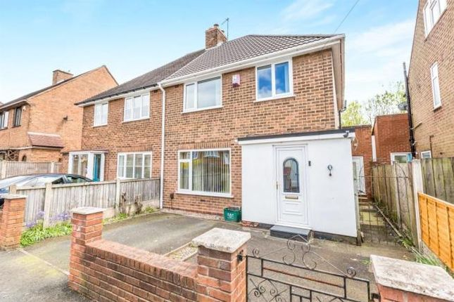 Thumbnail Property to rent in Richards Close, Rowley Regis