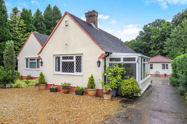 Thumbnail Detached bungalow for sale in Crawley Down Road, Felbridge, East Grinstead