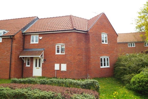 Thumbnail Property to rent in Acton Hall Walks, Wrexham