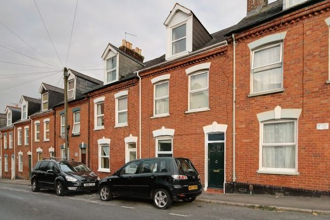 Thumbnail Terraced house to rent in 5 Beds, Newtown, Exeter